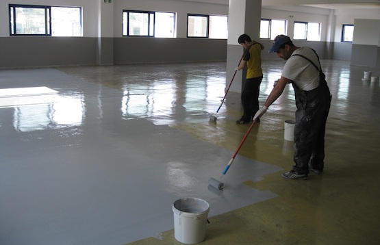 ottawa epoxy painting