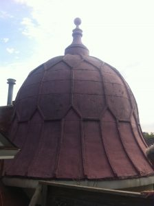 roof painted in ottawa