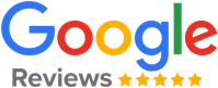 5 star google review logo