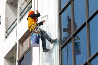 outdoor building painting